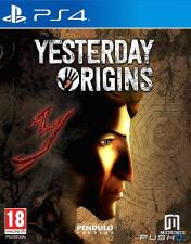 YESTERDAY ORIGINS [PS4] - USED