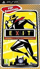 EXIT (ESSENTIALS) [PSP]