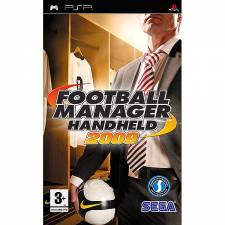 FOOTBALL MANAGER HANDHELD 2009  [PSP]