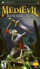 MEDIEVIL RESURRECTION [PSP] - USED