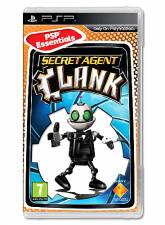 SECRET AGENT CLANK (ESSENTIALS)  [PSP]