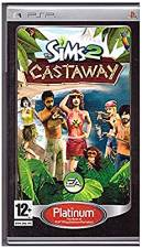 THE SIMS 2 CASTAWAY (PLATINUM) [PSP]
