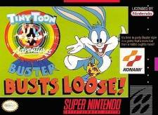 TINY TOONS (PAL) [SNES] - USED
