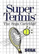 SUPER TENNIS [MASTER SYSTEM]  - USED