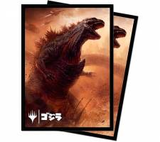 ULTRA PRO SLEEVES: IKORIA - GODZILLA, DOOM INEVITABLE (100PIECES)