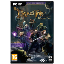 BARD'S TALE IV: BARROWS DEEP [PC]