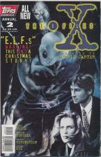 THE X FILES #2