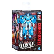 TRANSFORMERS GENERATIONS WAR FOR CYBERTRON: SIEGE ACTION FIGURES DELUXE 2019 WAVE 2 - CHROMIA