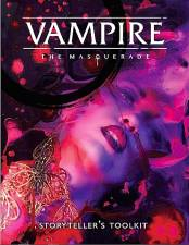 VAMPIRE: THE MASQUERADE 5TH EDITION STORYTELLER'S TOOLKIT