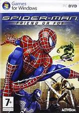 SPIDER-MAN FRIEND OR FOE [PC] - USED