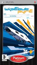 WIPEOUT PURE (PLATINUM) [PSP] - USED