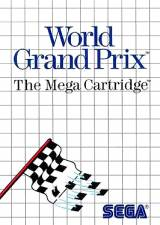 WORLD GRAND PRIX  [MASTER SYSTEM]  - USED
