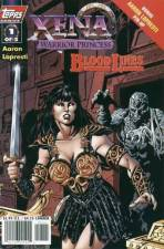 XENA WARRIOR PRINCESS: BLOOD LINES 1 OF 2