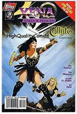 XENA WARRIOR PRINCESS VS.CALLISTO 3 OF 3