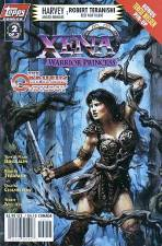 XENA WARRIOR PRINCESS: THE ORPHEUS TRILOGY 2 OF 3