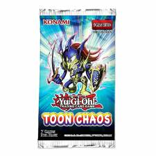 YU-GI-OH - TOON CHAOS REPRINT BOOSTER PACK