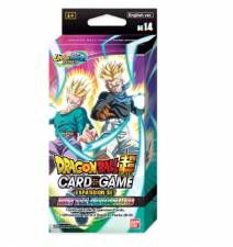DRAGONBALL SUPER CG - EXPANSION SET BE14: BATTLE ADVANCED
