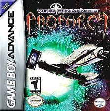 WING COMMANDER: PROPHECY [GBA] - (NEW SEALED)