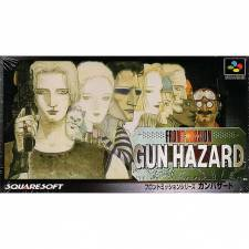FRONT MISSION GUN HAZARD [SNES] NTSC/J - USED