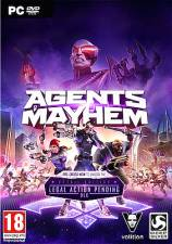 AGENTS OF MAYHEM [PC]