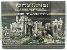 BATTLE SYSTEMS RUINED MONASTERY