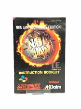 NBA JAM-TOURNAMENT EDITION [SNES] PAL - USED