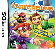 EA PLAYGROUND [NDS] (USED)