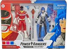 POWER RANGERS LIGHTNING COLLECTION IN SPACE RED RANGER-ASTRONEMA 15CM