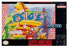 PUSH-OVER [SNES] PAL - USED