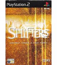 SHIFTERS [PS2] - USED