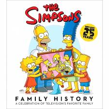 THE SIMPSONS FAMILY HISTORY - EN