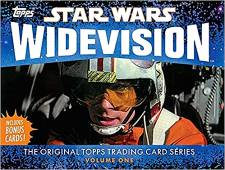 STAR WARS WIDEVISION: THE ORIGINAL TOPPS TRADING CARD SERIES, VOLUME ONE - EN