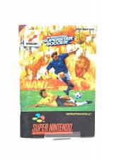 INTERNATIONAL SUPERSTAR SOCCER [SNES] PAL - USED
