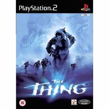 THE THING [PS2] - USED