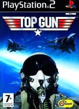 TOP GUN [PS2] - USED