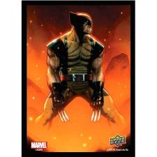 STANDARD DECK SLEEVES MARVEL - WOLVERINE (65CT)