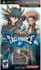 YUGIOH 5DS TAG FORCE 5 [PSP] - USED